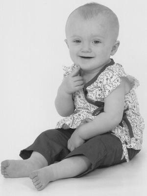 Ella at One Year