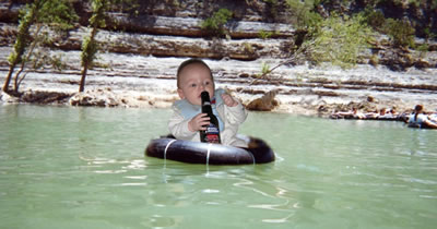 Jack on the Guadalupe