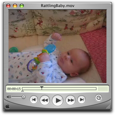 Rattling Baby Movie