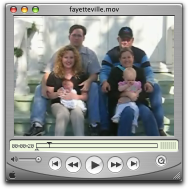 A Trip to Fayettville